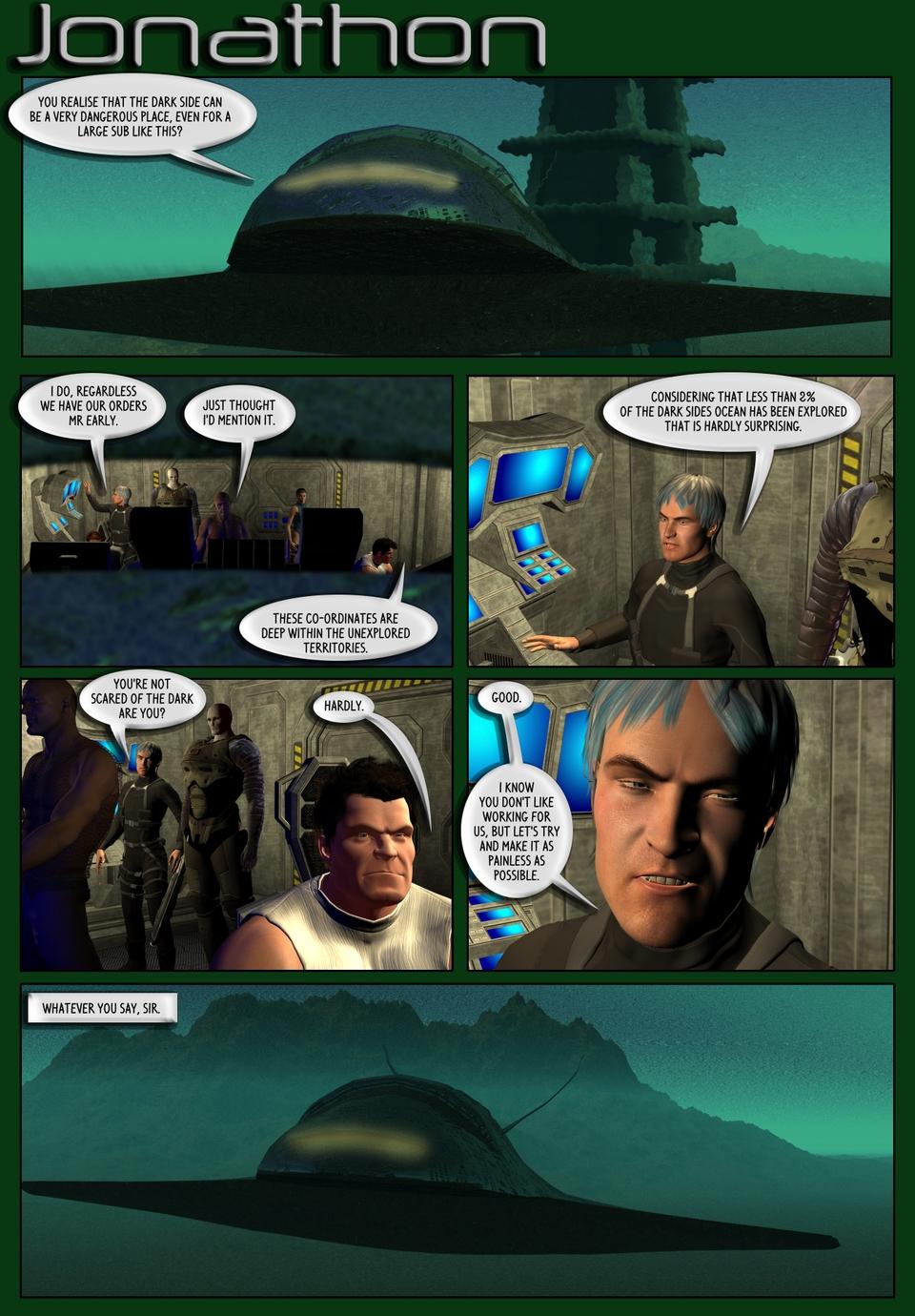 Jonathon:Into the depths 3/6